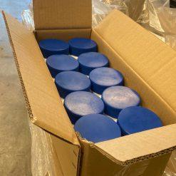Blå puckar 125 gram 50-pack